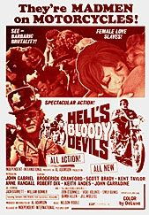 Hell's Bloody Devils  - FULL MOVIE - Watch Free Full Movies Online: click and SUBSCRIBE Anton Pictures  FULL MOVIE LIST: www.YouTube.com/AntonPictures - George Anton -   BIKER CHICKS and WILD CYCLE KILLERS!  Al Adamson cult classic!