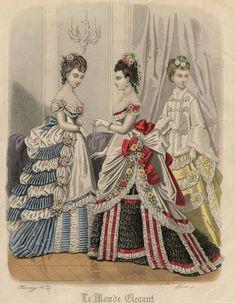 1874 (Feb.) Le Monde Elegant