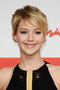 Jennifer Lawrence can do no wrong in our book, but we weren't sure how we felt about her drastic haircut last week. However, this pixie style has us warming up to it.