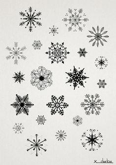 Christmas Balls Diy, Noel Christmas, Christmas Crafts, Christmas Decorations, Christmas Ornaments, Christmas Doodles, Christmas Drawing, Schnee Tattoo, Sketch Note