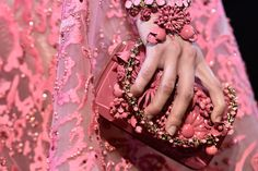 ELIE SAAB Haute Couture Fall Winter 2014-15 Accessories