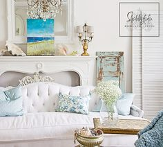A Myth About White...In Decorating