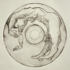 Drypoint on CD