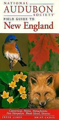 Audubon Society Regional Field Guides: Field Guide to New England Book $9.99