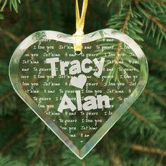 romantic tabletop christmas tree - Google Search