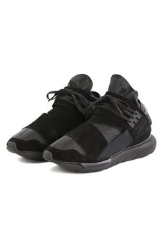 The Qasa High Leather from Y-3 c836bc2d70d38