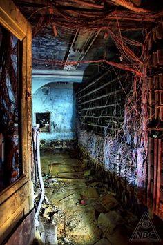 Abandoned Russian bunker