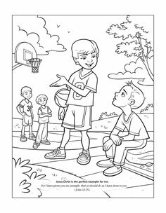 christian missionary coloring pages | Friendship Coloring Pages | Friends | Jesus coloring pages ...