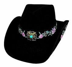 Montecarlo Bullhide Hats DANCE IN THE DARK Wool Felt Western Cowboy Hat ( Small) Bullhide 49aebf0917e4