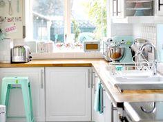 A cozinha quer reforma! Tampo novo, coocktop e pia