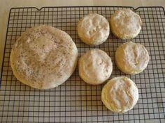 Focaccia Bread and Hamburger Buns - Gluten Free