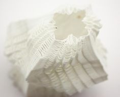 Des morceaux de musique imprimés en 3D...