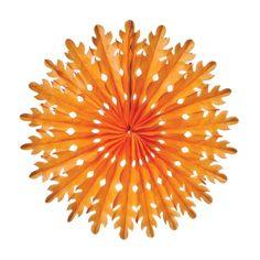 14 Rice Paper Sunburst Orange 3 lanterns *** Be sure to check out this awesome product. Daisy Decorations, Honeycomb Decorations, Paper Decorations, Halloween Candelabra, Halloween Plates, Orange Paper, Orange Orange, Orange Crush, Yellow