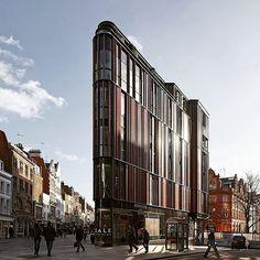 131 best architecture highline recruitment images on pinterest