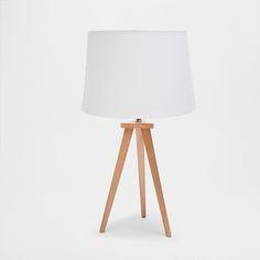 TRIPOD LAMP - Lamps - Decoration | Zara Home United States of America