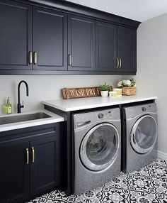15 Mind-Blowing Small Laundry Room Ideas Must You Try Small laundry room organization Laundry closet ideas Laundry room storage Stackable washer dryer laundry room Small laundry room makeover A Budget Sink Load Clothes Mudroom Laundry Room, Laundry Room Remodel, Laundry Room Cabinets, Small Laundry Rooms, Laundry Room Organization, Laundry Room Design, Laundry In Bathroom, Budget Organization, Diy Cabinets