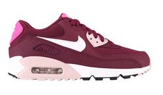 Nike Air Max 90 Rouge Rose Femme