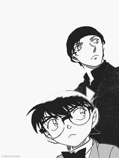 Akai and Conan