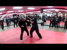 Kamau Kenpo - Integrated Combat Kenpo, UK Seminar 2015