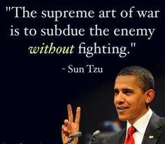 War should be an absolute last resort.