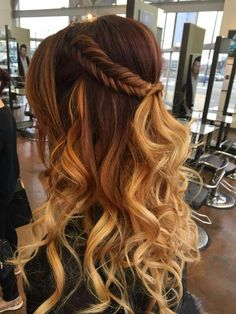 Paul mitchell PM shines - Looking for Hair Extensions to refresh your hair look instantly? KINGHAIR® only focus on premium quality remy clip in hair. Visit - - for more details Pretty Hairstyles, Braided Hairstyles, Wedding Hairstyles, Hair Styles 2016, Long Hair Styles, Ombre Hair Extensions, Hair Day, Gorgeous Hair, Prom Hair