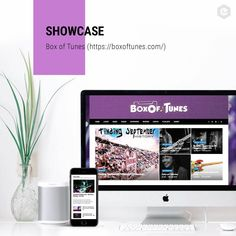 Box of Tunes - Music Magazine/Publication WordPress Site Harmony Music, Tune Music, Music Magazines, Create Website, Live Events, Wordpress Theme, Improve Yourself, Social Media, Box