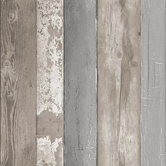 x Matte Paste the Wall Roll vtwonen Colour: Light Brown Room Inspiration, Interior Inspiration, Cosy Home, Wood Stone, Wood Wood, Floor Ceiling, Creation Deco, Salvaged Wood, Wood Texture
