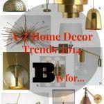 A-Z Home Decor Trend 2014: Taxidermy