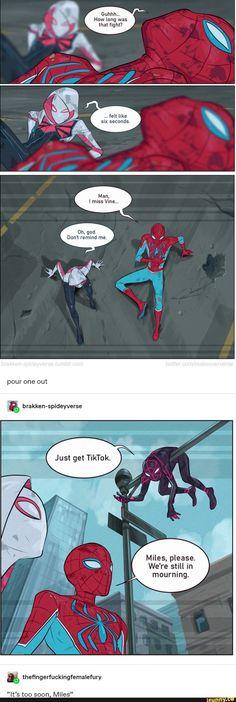 Funny Marvel Memes, Dc Memes, Marvel Jokes, Avengers Memes, Funny Comics, Funny Memes, Marvel Dc Comics, Marvel Art, Disney Marvel
