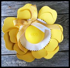 Ray of Sunshine by Stampin' Up EOS Holder