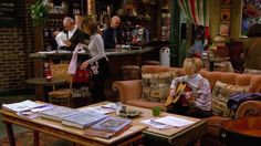 The Central Perk Couch on 'Friends' Was Always Unoccupied For a Reason You Never Noticed — PHOTOS