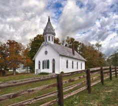white county church