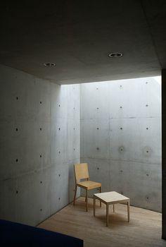 Vitra Conference Pavilion : Nobody does concrete like Tadao Ando.