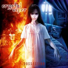 CRYSTAL VIPER – New Album Artwork Revealed. #CRYSTALVIPER #Possession #newalbum