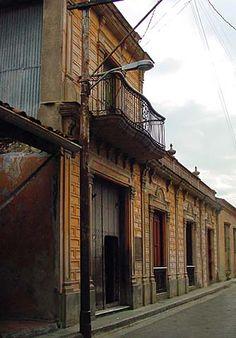 Conservatorio (Provincial de Oriente) Esteban Salas, Calle Santa Lucia, esquina Felipe Carlos Hartmann Geyer (San Felix), Santiago de Cuba
