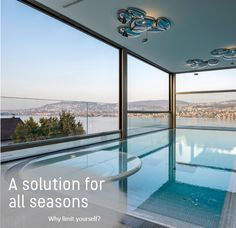 HIRT SF 90 is an automatic retractable window system. Our patented descending window technology allows large window sizes with optimal thermal insulation.
