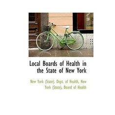 Local #boards health state new york dept of (state) #history #biblio. 97811109970,  View more on the LINK: http://www.zeppy.io/product/gb/2/152282448451/