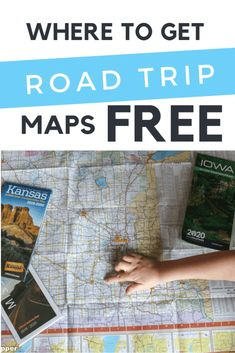 Did you know you can get free State Road Maps? Find out before you leave for your next road trip. Travel Maps, Free Travel, Budget Travel, Travel Guide, Road Trip Map, Road Trip Hacks, Camping Hacks, Us Map, Me On A Map