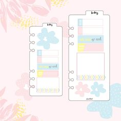 Lovedoki 2017 Spring Memo Pad Post It Sticky Notes Cute Kawaii Sticker Diary For Dokibook Notebook Spiral Stickers Planner Flags