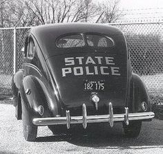 The Illinois State Police was officially created in 1922 and the primary function of the agency was the protection of the roads from damage by overweight vehicles. In 1927, the first patrol cars (Chrysler coupes) were purchased and issued only to Sergeants as they were deemed to be District Commanders.