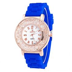 Ladies Women Watch Quicksilver Small Diamond Rhinestone Quartz Bracelet Watch Watch relogio feminino relojes mujer