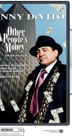 Directed by Norman Jewison.  With Danny DeVito, Gregory Peck, Penelope Ann…