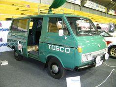 Toyota Hiace H10 van; Classic Motor Show in Lahti, Finland