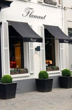 Flamant shop, Bruxelles