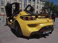Sin R1 550 in Ruse, Bulgaria