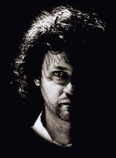 L'attore, regista e interprete Ivan Fabio Perna. I Racconti del Terrore di E.A.Poe
