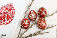 Окрашиваем пасхальные яйца в традиционном отваре луковых перьев - Ярмарка Мастеров - ручная работа, handmade