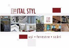Catalog ITAL STYL 2015-16  ITAL STYL - Catalog 2015-2016 - editia tiparita -  Catalogue ITAL STYL 2015-16 - final print edition -  Usi interior - Usi intrare - Ferestre - Usi terasa - Scari - parchet   Interior doors - Entrance doors - Windows