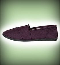 OBJECT-FS Soda Canvas Flats - most comfortable (and warm!) flat I've ever owned