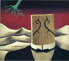 // the conqueror 1926 rene magritte